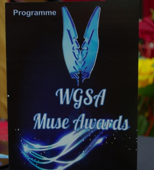Gauteng Film Commission article on WGSA Muse Awards